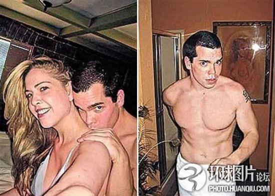 美女记者裸身暗访男妓:包下2小时 洗鸳鸯澡