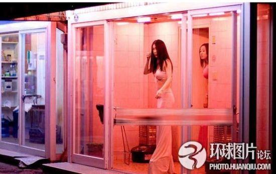 """韩国""""陪酒女郎""""产业庞大 60名韩国女性中就有1名"""